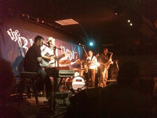 Eric Lindell Rhythm Room